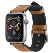 Spigen Řemínek pro Apple Watch 42mm / 44mm - Spigen, Retro Fit Brown