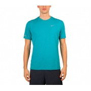 Nike - Dri-Fit Contour Shortsleeve Heren lopend overhemd