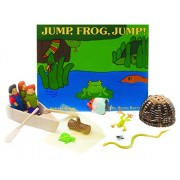 Primary Concepts PC-1562 Frog, Jump 3-D Children Play Book