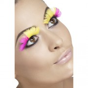 Изкуствени мигли Pink and Yellow