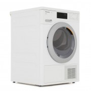 Miele TCH620 WP Condenser Dryer with Heat Pump Technology - White