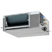 Duct Daikin 34000 BTU inverter FBQ100C8 + RZQG100L8V1