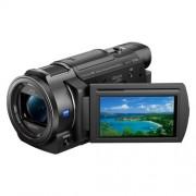 "Sony 4K Camcorder With 1/2.3"" Exmor R Cmos Sensor, Wi-Fi, Hdmi, Nfc, Usb"