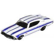 Hot Wheels, 2015 Hw Workshop, 69 Chevelle Ss 396 [White] Die Cast Vehicle #231/250