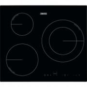 Zanussi ZM6233IOK hobs Negro Integrado 60 cm Con placa de inducción 3 zona(s)