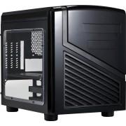 SPIRE PowerCube 1418 PC behuizing Micro ATX CUBE zwart