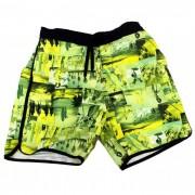 Lord Tropical Collage Boardshorts Beachwear Yellow MA006