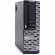 Calculator Barebone Dell Optiplex 390 Desktop, Placa de baza + Carcasa + Cooler + Sursa