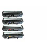 4xToner f. Samsung CLP-680 680dw 680nd kompatibel CLT-k506l c506l m506l y506l
