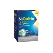 Niquitine Gomas Menta 2,0mg 100 Unidades