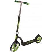 Самокат городской NOVATRACK VERSA, колеса 200мм, зеленый