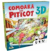 Joc Comoara Lui Piticot 3D Noriel