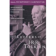 The Letters of J.R.R. Tolkien, Paperback/Humphrey Carpenter