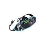 Pochete Neo Belt Ii Preta E Azul Para Atividades Esportivas E Viagens - Deuter 707410