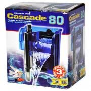 PENN PLAX CASCADE 80 280l/h 38l-ig akváriumi akasztós kűlső szűrő