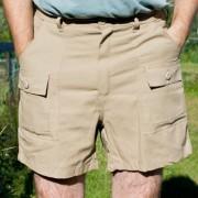 Annan Tillverkare Tropik Shorts (Färg: Woodland, Storlek: S)