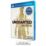 Jogo Uncharted The Nathan Drake Collection - Ps4 - Unissex