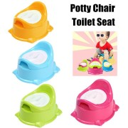 Baby Kid's Portable Travel Potty Chair Toilet Seat Trainer Bathroom