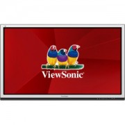 "Viewsonic CDE6561T 65"" 1920 x 1080pixels Multi-touch Black touch screen monitor"