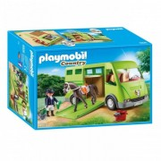 Transportor cai Playmobil Country
