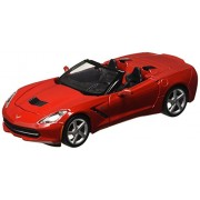 Maisto 1:24 Scale 2014 Corvette Stingray Convertible Diecast Vehicle (Colors May Vary)