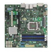 Supermicro X11SAE-M server/workstation motherboard LGA 1151 (Presa H4) Intel® C236 microATX