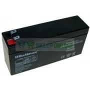 Akumulator BL832 3.2Ah 25.6Wh Pb 8.0V 132x36x63x68mm