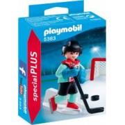 Set figurine pentru copii - Jucatorul de hochei
