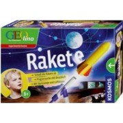 Jucarie educativa Kosmos GEOlino - Rocket