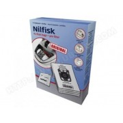 NILFISK boite de 4 sacs hygiène + 3 pré-filtre - 107407940