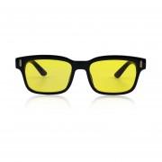 Anti-blue Rays Computer Reading Radiation Resistant Glasses Gaming Googles Black