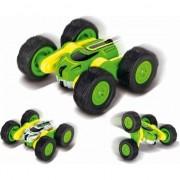 Masinuta RC Carrera - Mini Turnator 360 Stunt verde , cu telecomanda