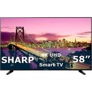 Sharp Pantalla LC-58Q7330U 58 Smart TV 4K Ultra HD