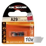 10x1 Ansmann A 29 LR 29