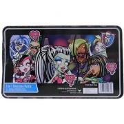 Monster High Panorama Puzzle In A Tin 211 Pieces Total