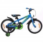 Bicicleta copii Omega Gerald 20 albastru 2018