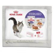 Royal Canin Sterilised 4 x 85 g - Pack de prueba - 4 x 85 g (3 variedades)
