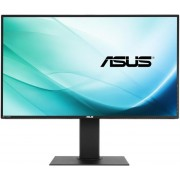 "Monitor IPS LED Asus 32"" PB328Q, WQHD (2560 x 1440), HDMI, DVI-D, VGA, 6 ms GTG, Boxe, Flicker free, Low Blue Light, TUV certified (Negru)"