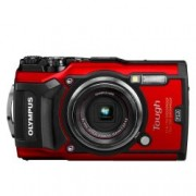 Digital Camera TG-5 Red
