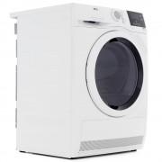 AEG T7DBG831R Condenser Dryer with Heat Pump Technology - White