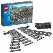 Lego city 7895 scambi per la ferrovia