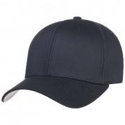 Cappellishop Spandex Flexfit Cap in blu, Gr. XS/S (53-55 cm)