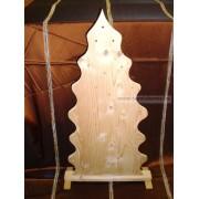 Fenyőfa dekoráció