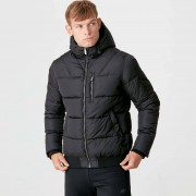 Myprotein Pro-Tech Protect Puffer Jacket - Black - M