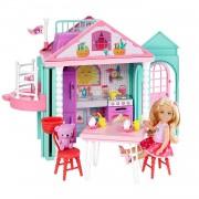 Barbie Casa delle Bambole Barbie Casa di Chelsea