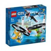 Конструктор Лего Сити - Състезание във въздуха LEGO City Airport, 60260