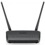 Рутер ZyXEL NBG6617, Simultaneous Dual-Band MU-MIMO Wireless AC1300 Media Router, 802.11ac (400Mbps/2.4GHz+867Mbps/5GHz), NBG6617-EU0101F