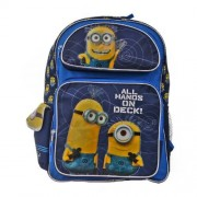 Accessory Innovations Despicable Me 2 All Hands On Deck! Backpack Bag