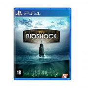 BioShock: The Collection - PS4 - Unissex