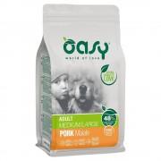 Oasy Dry Dog OAP Oasy Adult Medium/Large Maiale - 12 kg